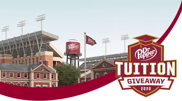 Dr Pepper Tution Giveaway 2020